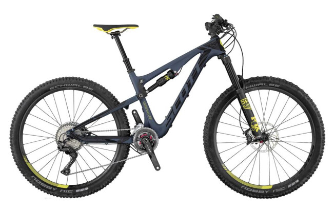 Mountainbike Scott Contessa Genius 700 2017