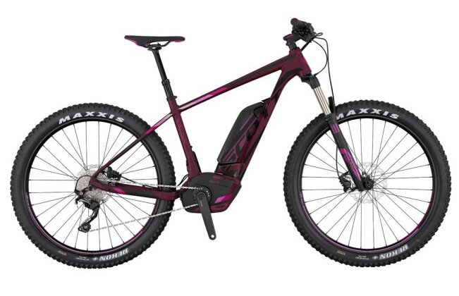 E-Bike Scott E-Contessa Scale 720 Plus 2017
