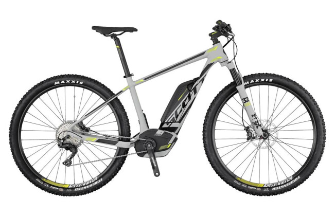 E-Bike Scott E-Scale 710 2017