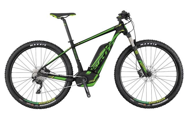 E-Bike Scott E-Scale 720 2017