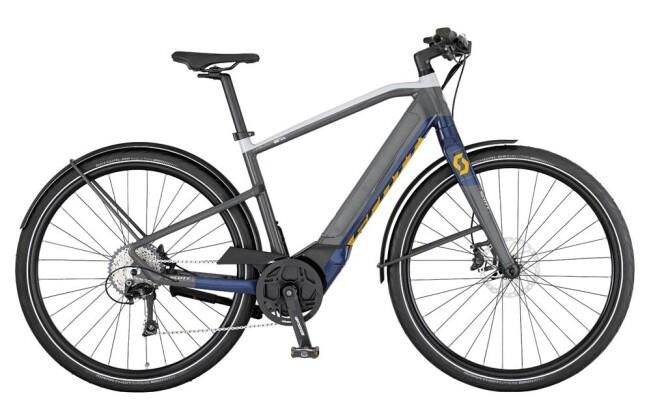 E-Bike Scott E-Silence Speed 10 2017