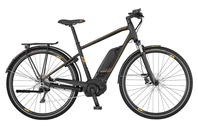 E-Bike Scott E-Sub Sport 10 Men 2017