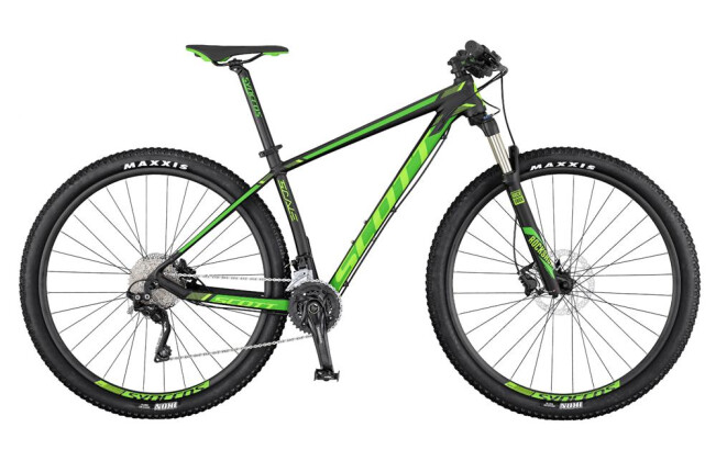 Mountainbike Scott Scale 760 2017