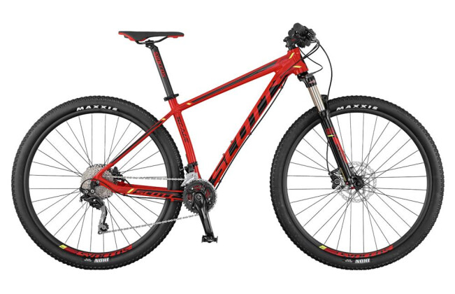 Mountainbike Scott Scale 770 2017