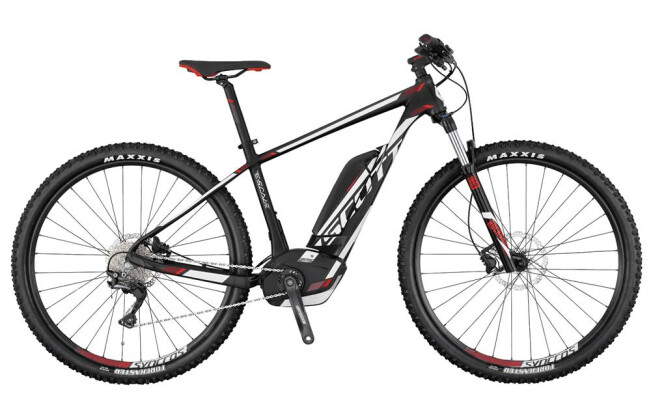 E-Bike Scott E-Scale 730 2017