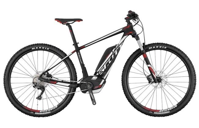 E-Bike Scott E-Scale 930 2017