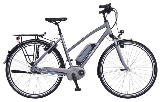 E-Bike Green's Ashford 2017