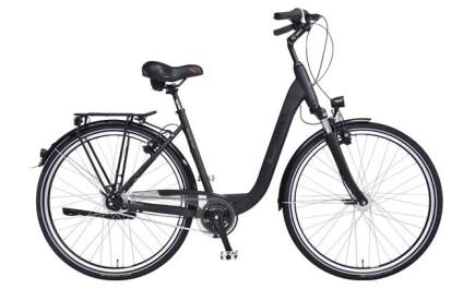 Green's Sommerset XXL, Damenrad, 8-Gang, Rücktritt, Rahmenhöhe 60 cm, bis 160 kg