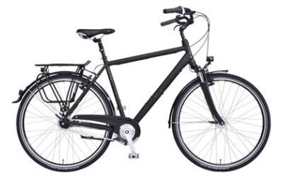 Green's Royal Ascot, Citybike mit 8 Gängen und Rücktrittbremse, gefedert.