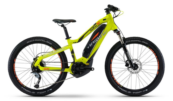 E-Bike Haibike SDURO HardFour 4.0 2017