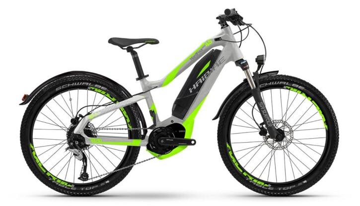 E-Bike Haibike SDURO HardFour Street 4.5 2017