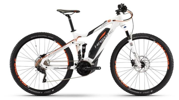 E-Bike Haibike SDURO FullNine 6.0 2017