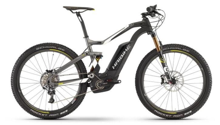 E-Bike Haibike XDURO FullSeven Carbon 9.0 2017
