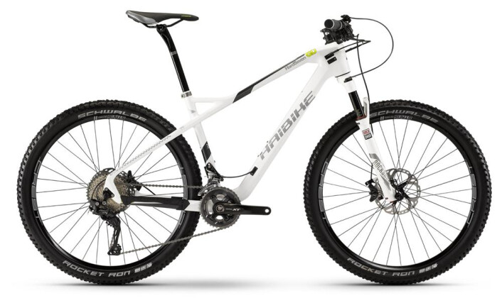 Mountainbike Haibike Greed HardSeven 6.0 2017