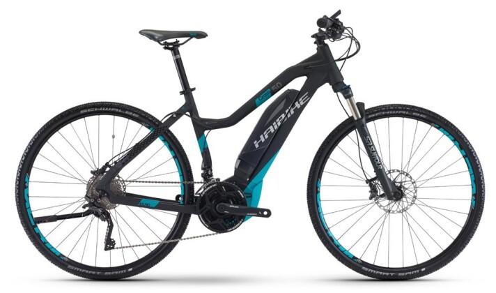 E-Bike Haibike SDURO Cross 5.0 2017