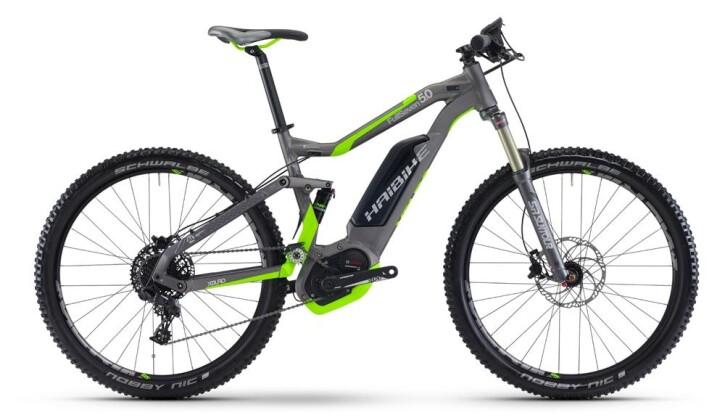 E-Bike Haibike XDURO FullSeven 5.0 2017