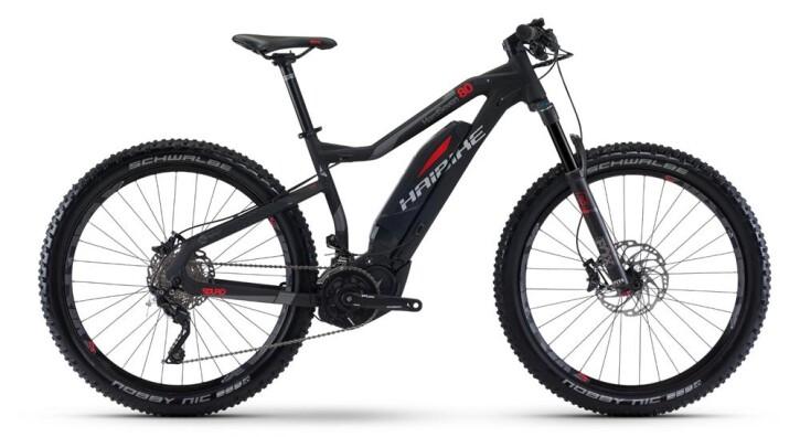 E-Bike Haibike SDURO HardSeven 8.0 2017