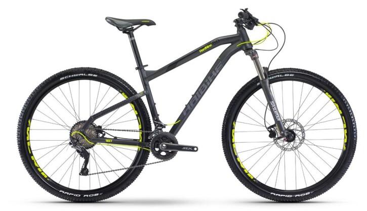 Mountainbike Haibike Seet HardNine 5.0 2017