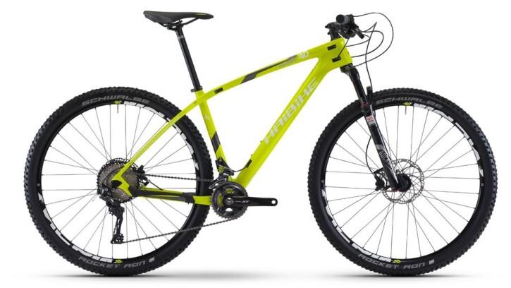 Mountainbike Haibike Greed HardNine 4.0 2017