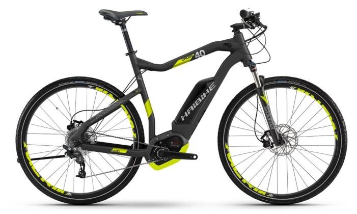 E-Bike Haibike XDURO Cross 4.0 2017