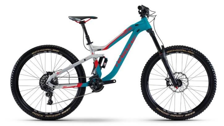 Mountainbike Haibike Seet FreeRide 8.0 2017