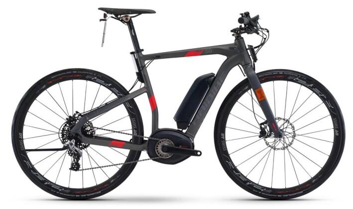 E-Bike Haibike XDURO Urban S 5.0 2017