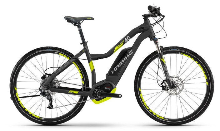 E-Bike Haibike XDURO Cross 4.0 2017