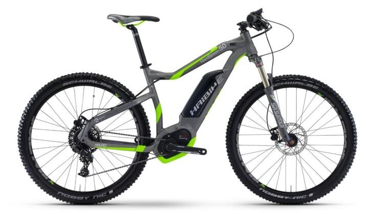 E-Bike Haibike XDURO HardSeven 5.0 2017
