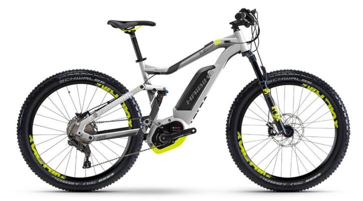 E-Bike Haibike XDURO FullSeven 6.0 2017