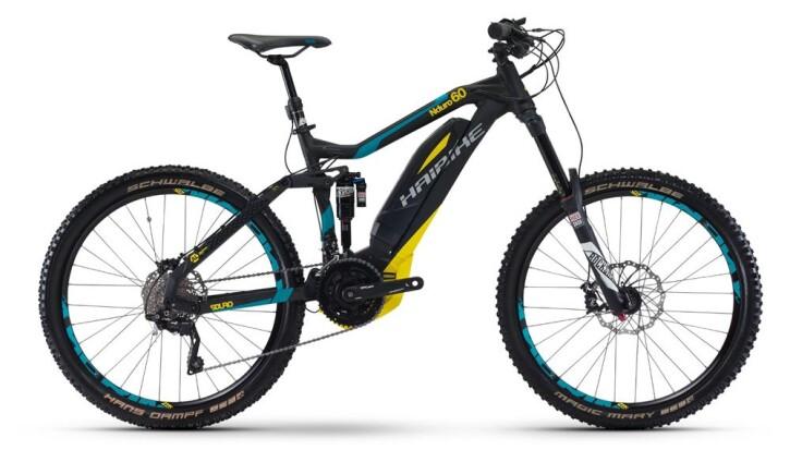 E-Bike Haibike SDURO NDURO 6.0 2017