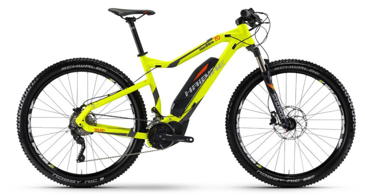 E-Bike Haibike SDURO HardNine 7.0 2017