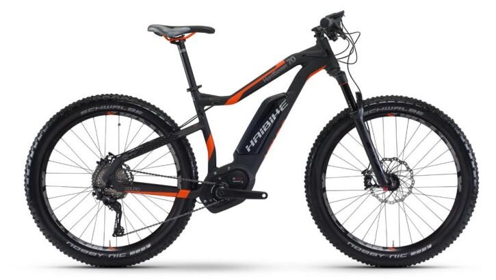 E-Bike Haibike XDURO HardSeven 7.0 2017