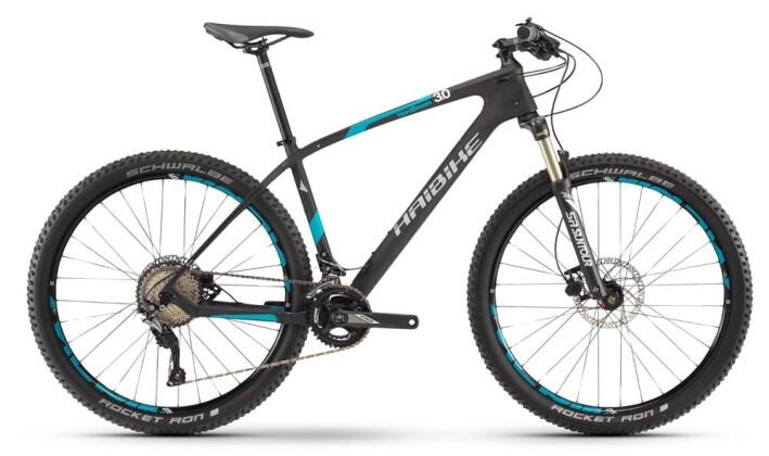 Mountainbike Haibike Greed HardSeven 3.0 2017