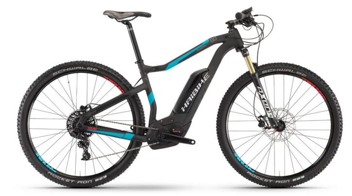 E-Bike Haibike XDURO HardNine Carbon 8.0 2017