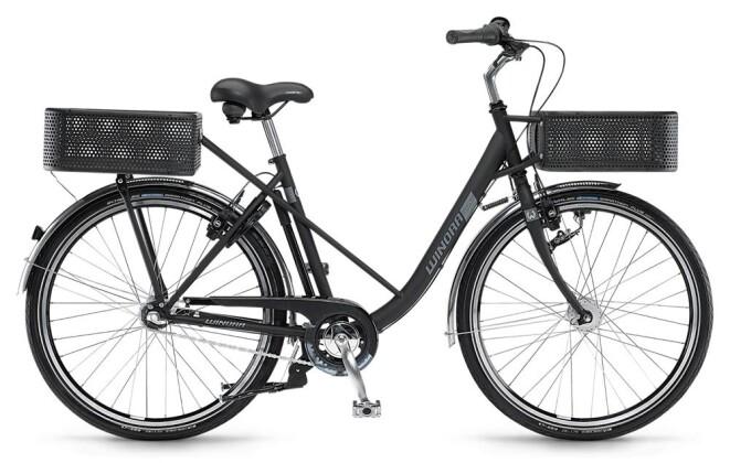 Citybike Winora Load 2017