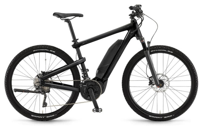 E-Bike Winora Yakun plain 2017