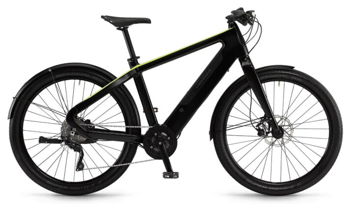 E-Bike Winora radar urban 2017