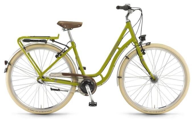 Citybike Winora Jade 2017