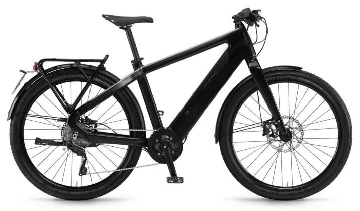 E-Bike Winora radar speed 2017