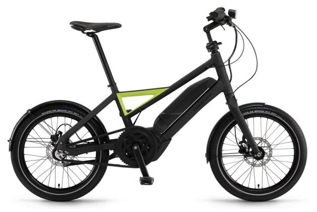E-Bike Winora radius urban 2017