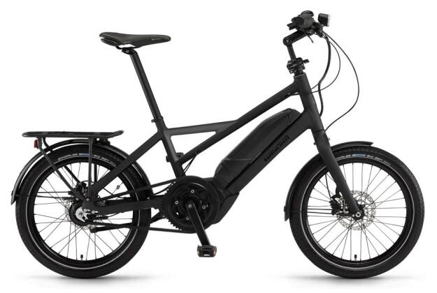 E-Bike Winora radius tour 2017