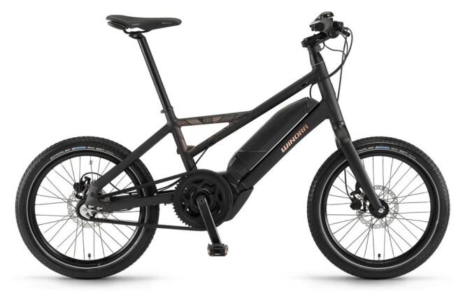 E-Bike Winora radius plain 2017