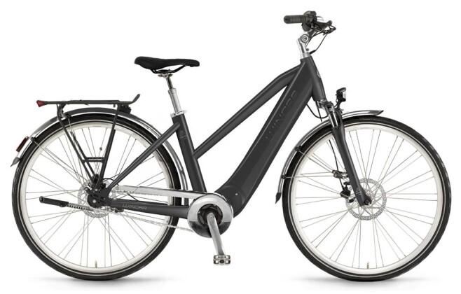 E-Bike Winora Manto M8disc Freilauf 2017