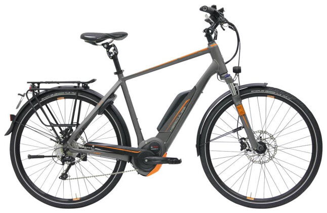 E-Bike Hercules FUTURA 45 2017