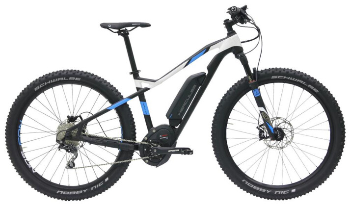 E-Bike Hercules NOS CX COMP 2017