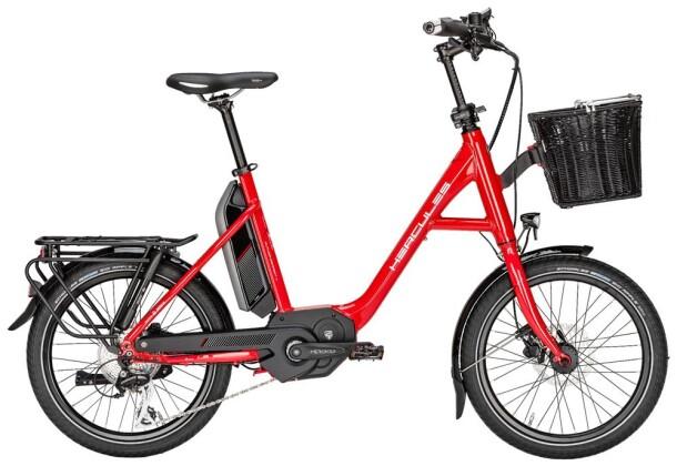 E-Bike Hercules FUTURA COMPACT F8 2017