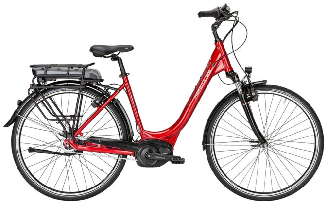 E-Bike Hercules ROBERT_A R7 2017