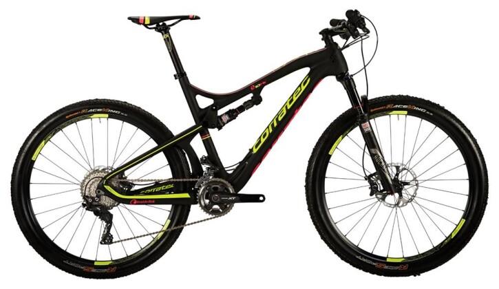 Mountainbike Corratec Inside Link Carbon 10Hz XT 2017