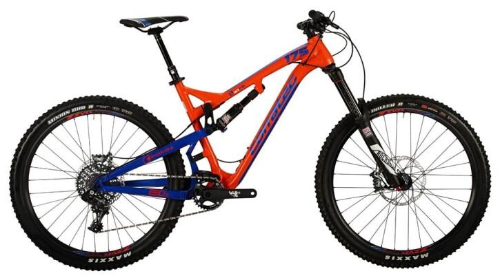 Mountainbike Corratec XTB 175 X 2017