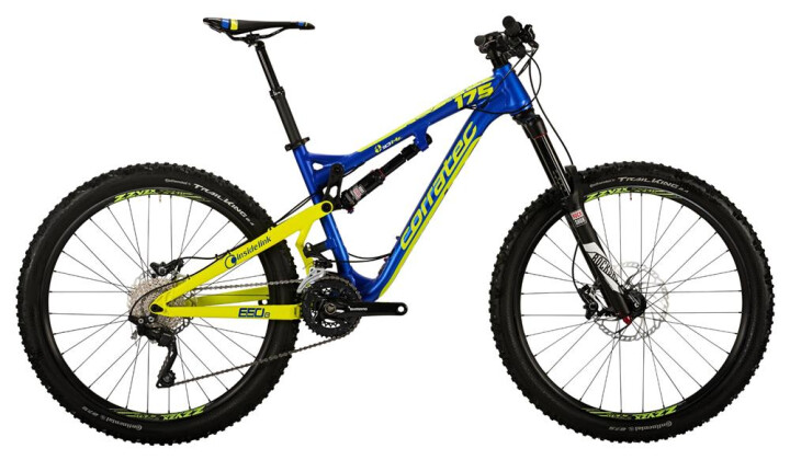 Mountainbike Corratec XTB 175 Y 2017